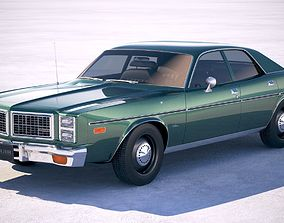 Dodge Monaco 1977 3D