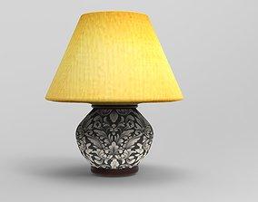 texture Table lamp 3D model