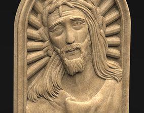 Face of Christ 3D model
