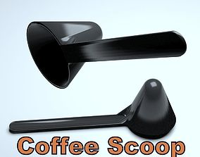 3D print model Coffe scoop