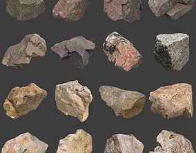 Stones Pack Volume 7 3D model