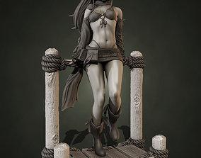 3D print model Rikku Final Fantasy - Regular Suite