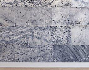 Stone cladding tile Stone 023 3D asset