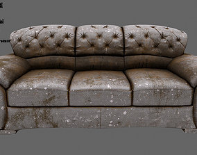 3D model Armchair canape