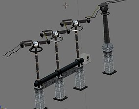 3D asset circuit braker PK