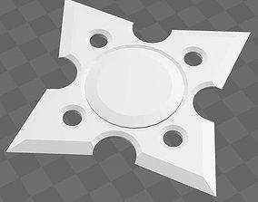 3D Printable Shurriken