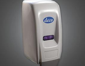 3D model Soap Dispenser HPL - PBR Game Ready