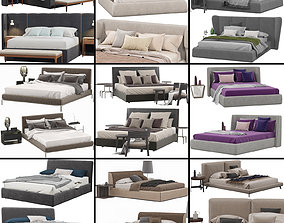 3D Beds collection 1