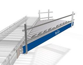 3D Conveyor - Zipline RLSDC