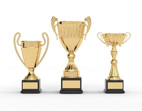 Cups Trophy 3D model classic