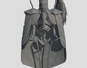 3D print model Game fictional characters Lord Raven