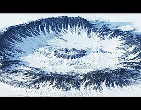 Crater m1 3D model