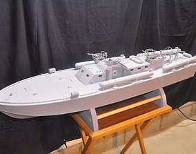 PT 109 Radio Controlled Model Boat radio