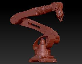 3D print model mechanical arm