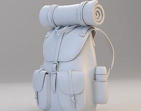 Traveler Backpack 3D model