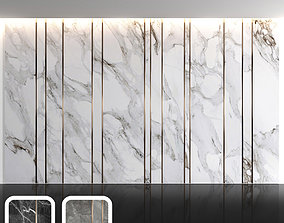 Marble panels 2 3D
