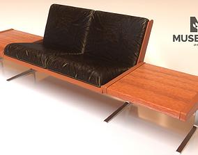 Sofa Robert Heritage 3D asset