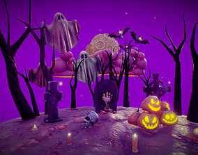 Halloween Collection 3D model