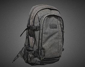 realtime Eastpak Backpack 3D model