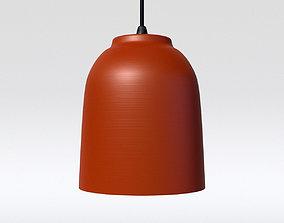 3D model Touch Pendant Lamp Flat