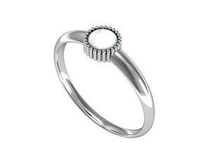 3D printable model Ring minimalism