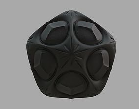 ICOSAHEDRON PATTERN 1 3D print model
