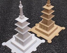 3D printable model Seok Ga Tap