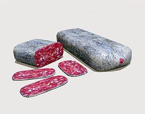 Sausage 3D asset