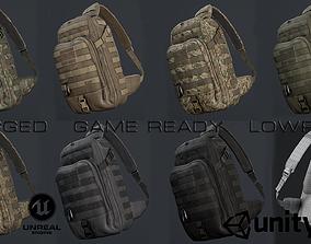 Moab Rush tactical bag 3D model
