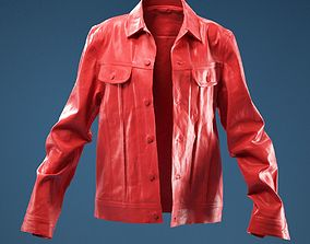 Jacket 3D isolated