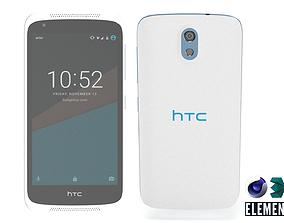 HTC Desire 526G - Element 3D