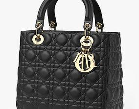 3D model Lady Dior Bag