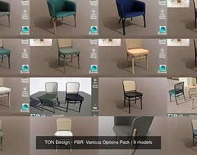 3D model TON Design - PBR Various Options Pack