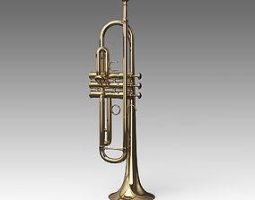 Trumpet 006 3D
