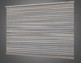 Window Indoor Blinds - 02 - PBR Game Ready 3D asset