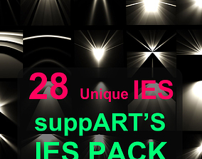 3D suppARTs IES Pack