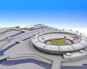 2012 Olympic Park - London 3D