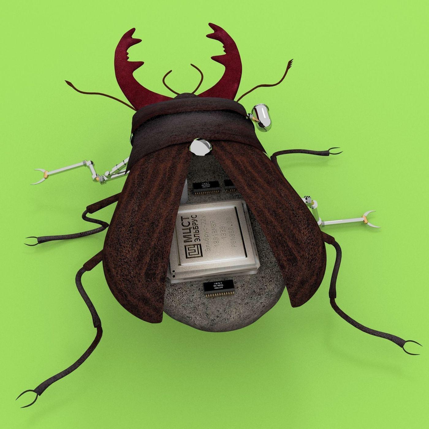 beetle robot