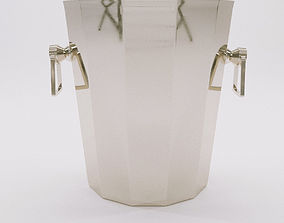 Champagne cooler - Art Deco 1930 3D model
