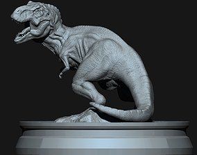 3d Tyrannosaurus Rex for 3D print