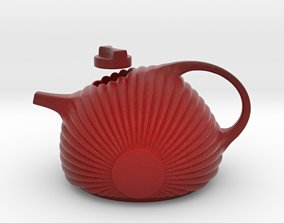 Teapot dining 3D printable model