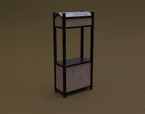 3D asset Trade stand 09 R