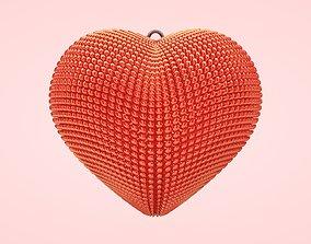 Heart Jewel - Pendant 3D model