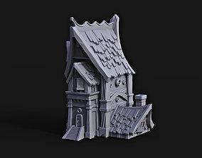 3D printable model Fantasy House