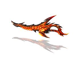 Infernal Sword 3D model