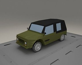 3D model Citroen Mihari from 1969