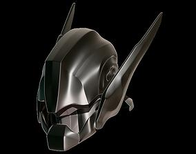 3D robot bust
