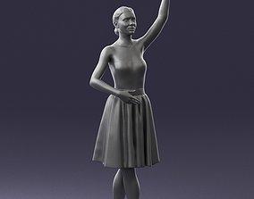Ballerina 0105 3D Print Ready