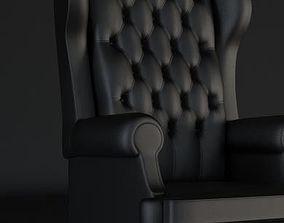 interior Arm Chair 3D model