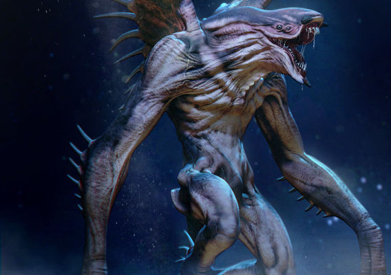Kraken! by Dean Sanchez